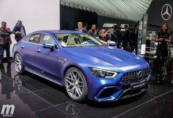 El nuevo Mercedes-AMG GT Coupé 4 puertas en vídeo desde Ginebra