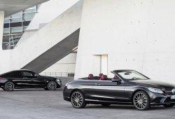 Los nuevos Mercedes Clase C Coupé y Cabrio 2018 se presentan en sociedad