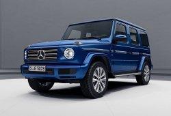 El nuevo Mercedes Clase G luce una imagen brillante con el paquete Stainless Steel