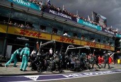 Mercedes explica la causa de la derrota de Hamilton en Melbourne