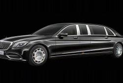 Mercedes-Maybach S 650 Pullman 2018: máximo lujo y confort sobre ruedas