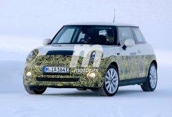 MINI continúa desarrollando su nuevo coche eléctrico en el norte de Europa