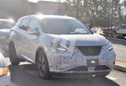 El nuevo Nissan Murano, cazado por primera vez en Estados Unidos