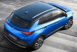El nuevo Opel Grandland X estrenará motores y nueva versión híbrida