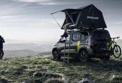 Peugeot venderá la tienda de campaña del Rifter 4x4 Concept