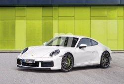 El Porsche 911 híbrido será el 911 más potente de la historia
