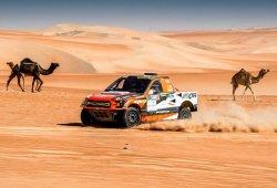 Prokop y Quintanilla ganan el Abu Dhabi Desert Challenge