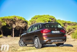 BMW X3 xDrive20d Luxury Line, a prueba