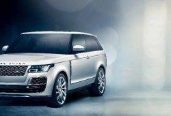 El Range Rover SV Coupé se estrena en el Salón de Ginebra