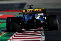 Renault defiende la legalidad de la posición de su escape