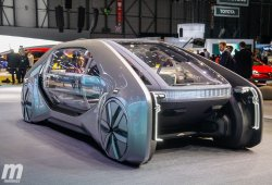 Renault EZ-GO: la movilidad del futuro según la marca francesa