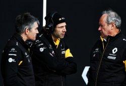 Renault valora utilizar cuatro motores y asumir penalizaciones