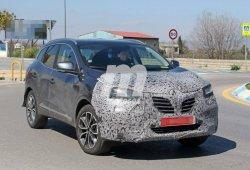 Renault Kadjar: las primeras imágenes del facelift del SUV francés