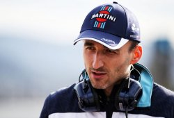 Robert Kubica no correra con el LMP1 de Manor en el WEC