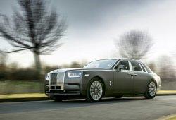 Rolls-Royce lleva tres unidades exclusivas del nuevo Phantom al Salón del Automóvil de Ginebra 2018