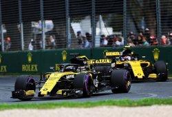 Sainz y Hülkenberg en la liga de los grandes pilotos, según Abiteboul