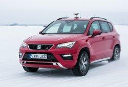 SEAT cuenta cómo son las pruebas de invierno a las que someten sus coches