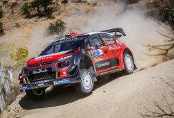 Sébastien Loeb asalta el liderato del Rally de México