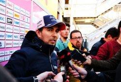 """Pérez: """"No creo que Force India lidere el grupo intermedio en este momento"""""""
