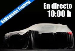 Sigue la presentación en directo del nuevo Volkswagen Touareg