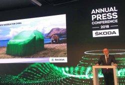 Skoda Kamiq, así se llamará el nuevo SUV de la marca para China