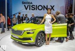 Skoda desvela el Vision X Concept antes de Ginebra