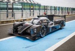 SMP Racing sigue la evolución del BR1 en Magny-Cours