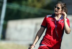 """Tatiana Calderón: """"Necesito ganarme la oportunidad de probar un F1 en la GP3"""""""