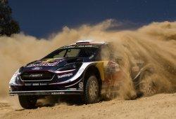 Teemu Suninen suma el Rally de Argentina a su programa