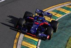 Honda baja a Toro Rosso de la nube y evidencia sus taras