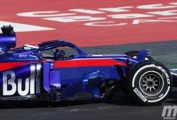 Toro Rosso sufre su primer problema serio... en los frenos