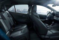 El nuevo Corolla Hatchback nos descubre el interior del Toyota Auris