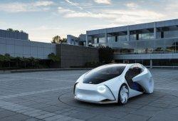 Toyota Concept-i Series, tres soluciones de movilidad sostenible debutan en el Salón de Ginebra