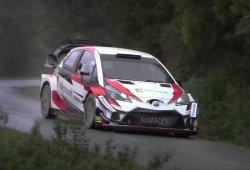 Toyota y Hyundai comienzan los test para el Tour de Corse