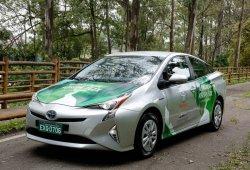 Toyota presenta el Prius Hybrid FFV, un prototipo de híbrido flexi-fuel alimentado con etanol puro