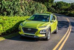 Estados Unidos - Febrero 2018: El Hyundai Kona comienza su aventura americana