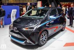 Presentamos en vídeo, desde Ginebra, al nuevo Toyota Aygo 2018