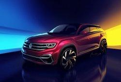 Volkswagen presentará el nuevo Atlas 5 plazas conceptual en Nueva York