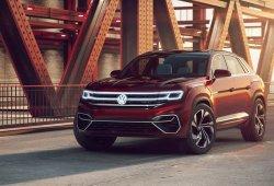 Volkswagen Atlas Cross Sport Concept: vislumbrando un nuevo SUV Coupé