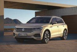 Los motores con los que el nuevo Volkswagen Touareg 2018 llegará a Europa