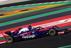 """Zak Brown elogia el """"buen trabajo"""" de Honda en Toro Rosso en pretemporada"""