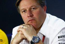 Zak Brown reclama a la FIA rapidez para esclarecer las reglas a partir de 2021