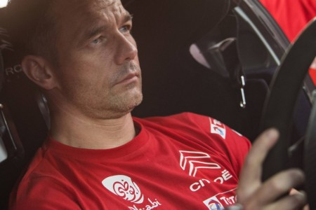 Citroën quiere a Sébastien Loeb a tiempo completo