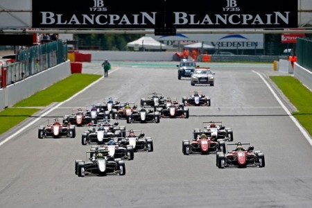 La nueva Fórmula 3 tendrá de promotora a la Fórmula 1