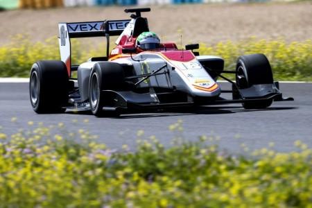 Campos lidera el último test en Jerez con Leonardo Pulcini