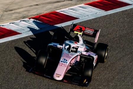 Los pilotos de Arden lideran el último test en Bahréin
