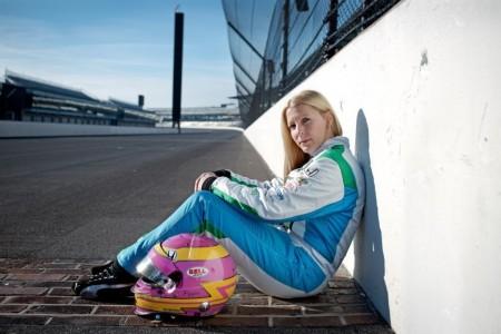 Pippa Mann confirma su participación en la Indy 500 con Coyne