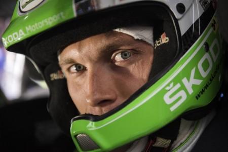 Pontus Tidemand busca en México el liderato en WRC2