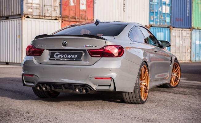 BMW M4 CS preparado por G-Power