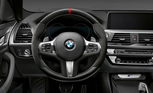 BMW X4 M Performance - interior